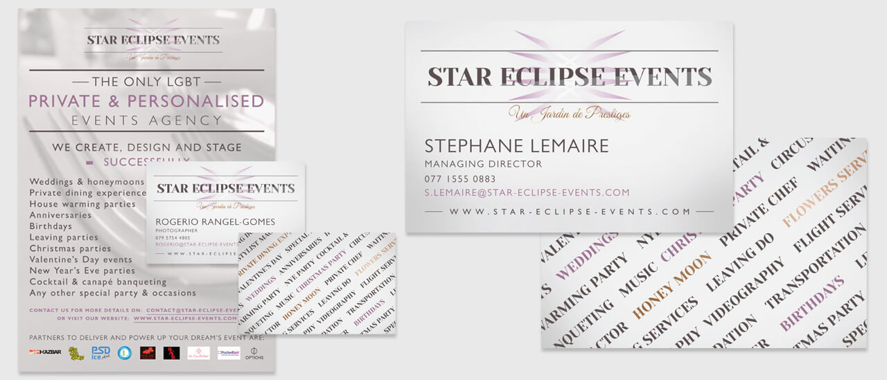 Business Cards, Letterheads, Compliment Slips, Stationary Design